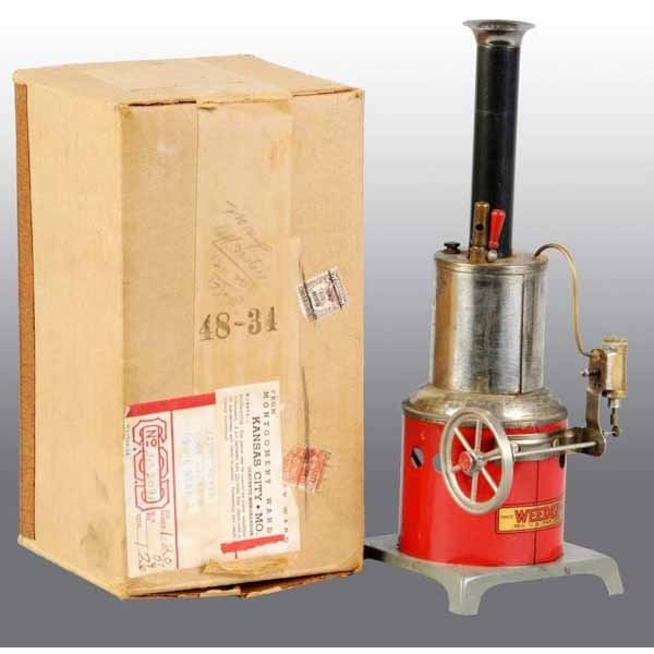 1953: Weeden No. 815 Upright Steam Engine.