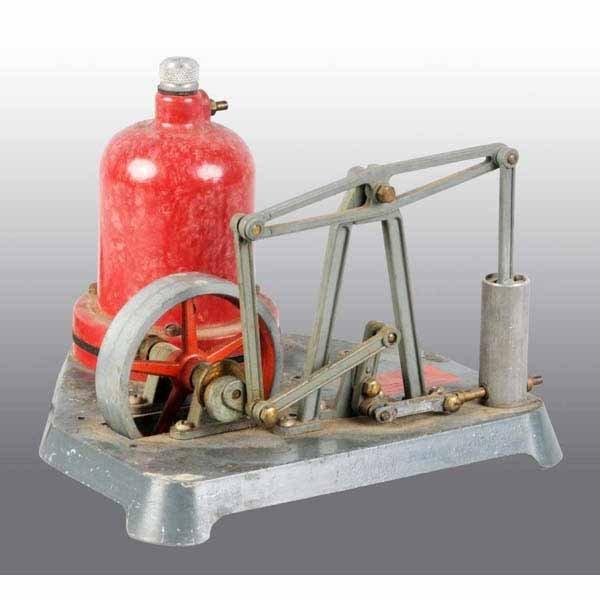 "2180: K.J. Miller ""Junior Engineer"" SE-100 Steam Engine"