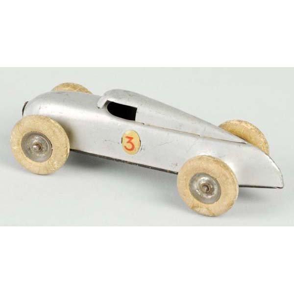 5: Lehmann Gnom Race Car Friction Toy.