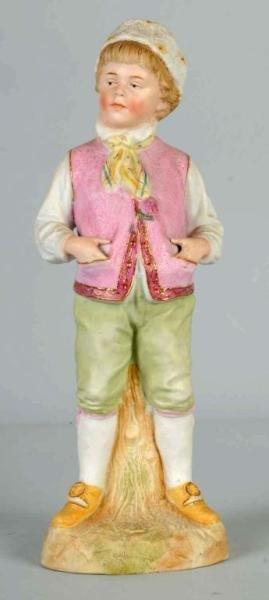 21: Large Gebruder Heubach Figurine.