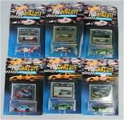 603 Large Lot of Mattel Hot Wheels Pro Circuit Cars