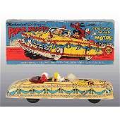 901: Tin Marx Disney Parade Roadster Wind-Up Toy.