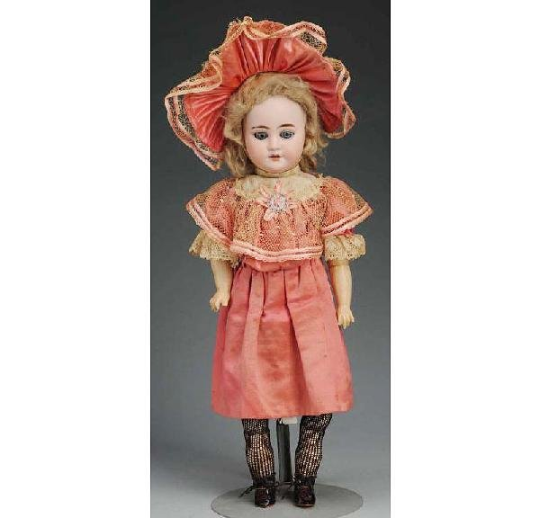 23: Armand Marseille German Bisque Child Doll.