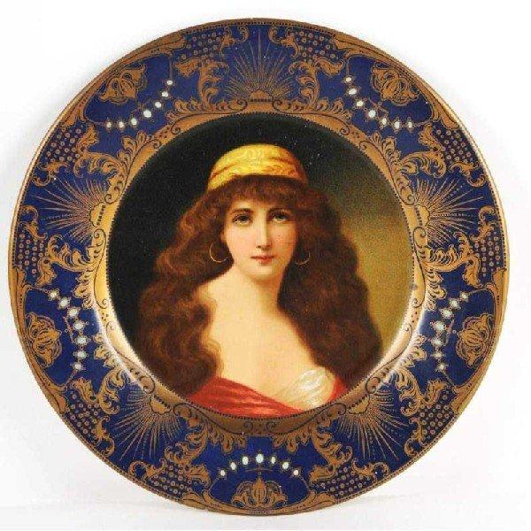 20: Generic Vienna Art Plate.