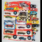 39: Lot of Miscellaneous Die-Cast Toy Cars.