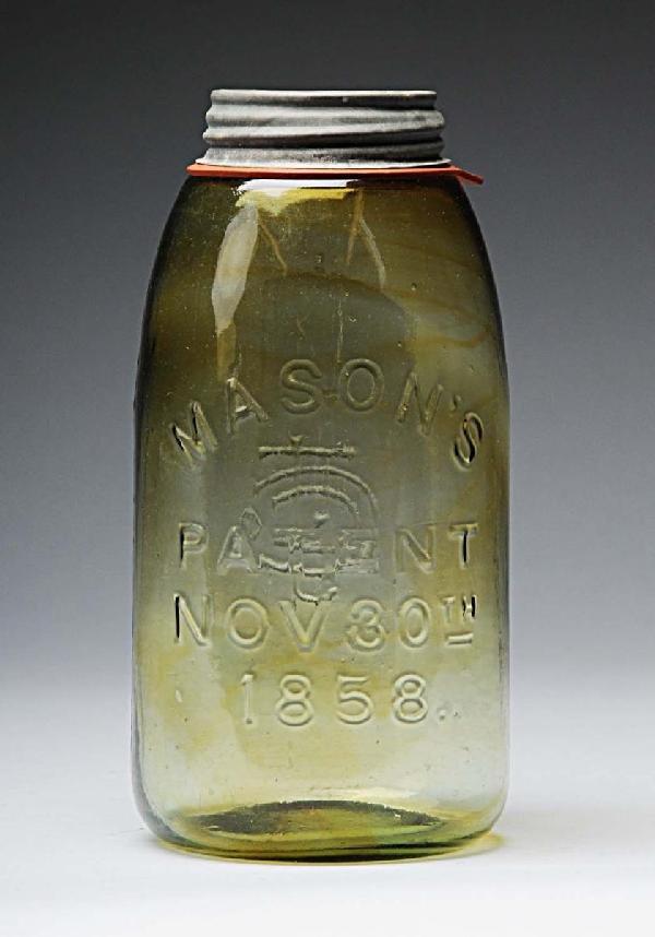 1: Mason's Canning Jar.