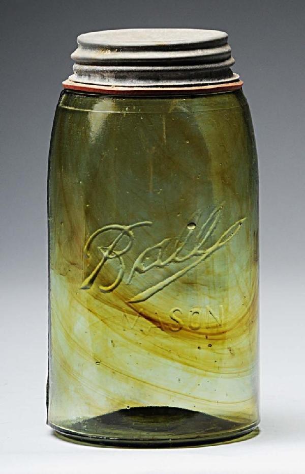 5: Bally Mason's Canning Jar.