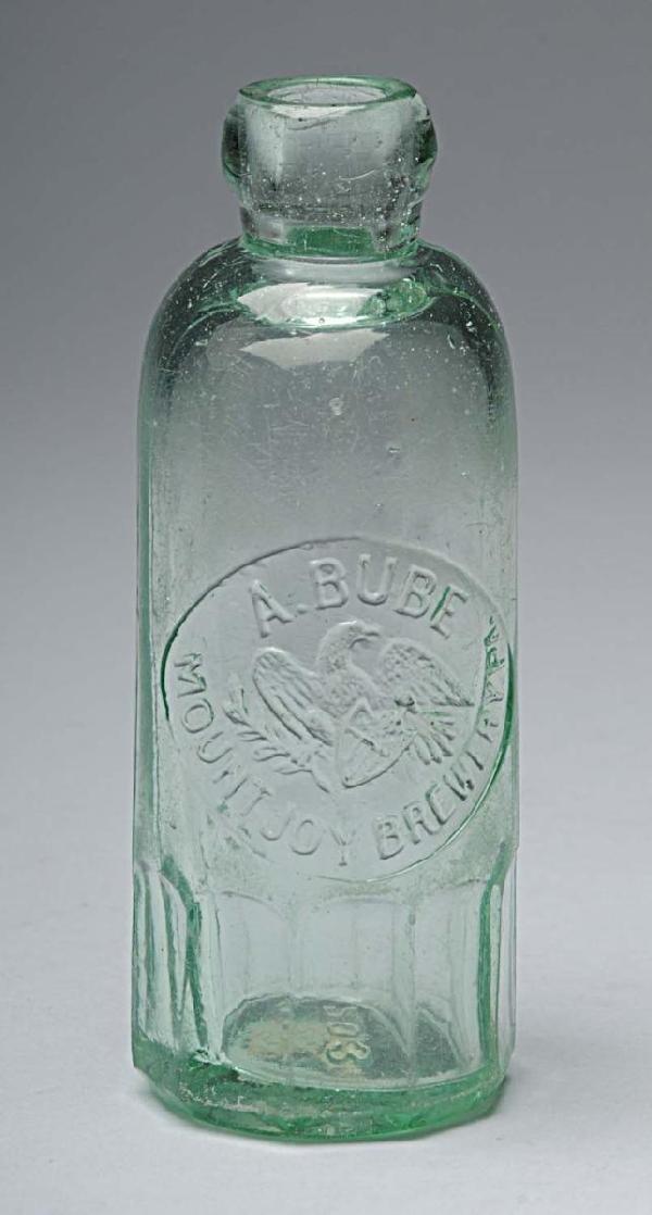 24: A. Bube Mount Joy Brewery Bottle.