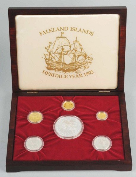 5: The Falkland Islands Collection.