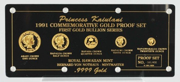 14: Princess Kaiulani.