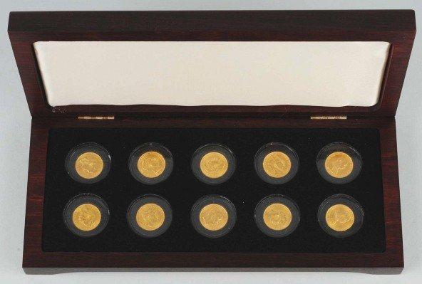15: Prussian Gold Hoard.