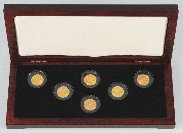 16: Prussian Gold Hoard.
