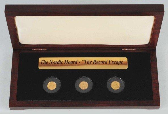 """17: Nordic Hoard """"The Record Escape""""."""