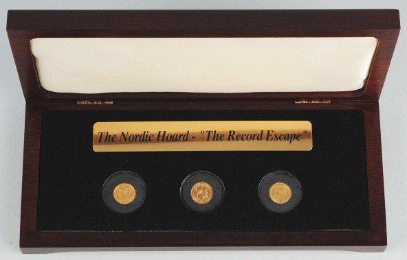 """18: Nordic Hoard """"The Record Escape""""."""