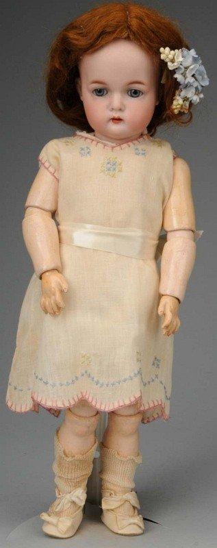 903: Rare Kammer & Reinhardt Bisque Child Doll.