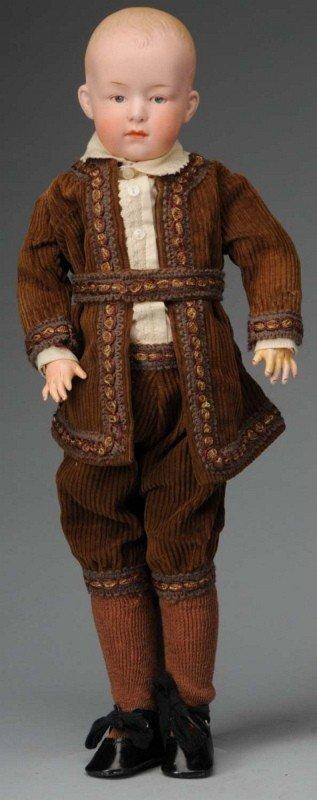 905: Pouty Gebruder Heubach Character Boy.