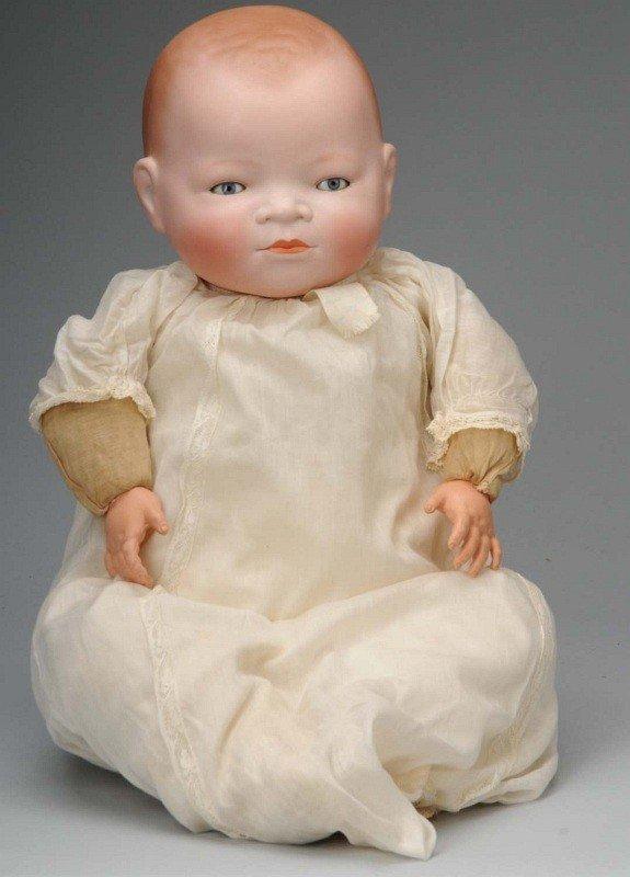 907: Large Grace S. Putnam Bye-Lo Baby.