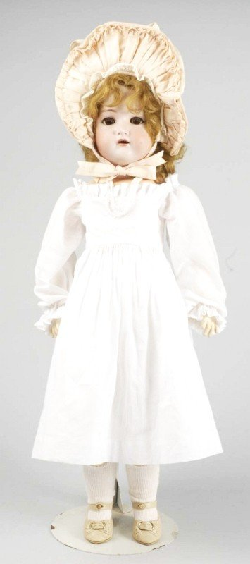 24: Pretty Kammer & Reinhardt Bisque Child Doll.