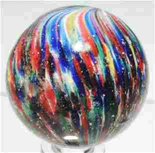 Confetti Onionskin Marble with Mica.