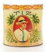 98 Tiz Cigar Tin