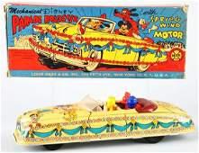 329: Tin Marx Disney Parade Roadster Wind-Up Toy.