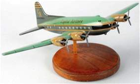 370 Capital Airlines International Airplane Model