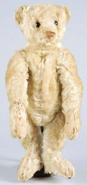 547: Early Mohair Teddy Bear.