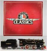 610: Contemporary Lionel No. 390 Passenger Train Set.