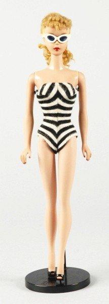 803: Blonde No. 4 Barbie Doll.