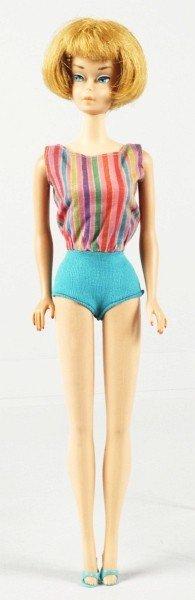 806: Ash Blonde American Girl Barbie Doll.
