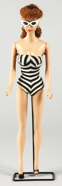 807: Titian No. 5 Barbie Doll.