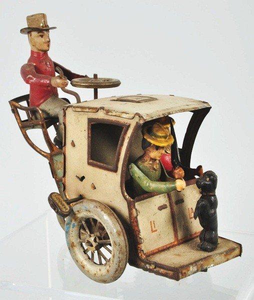1241: Tin Litho Lehmann Li La Wind-Up Toy.