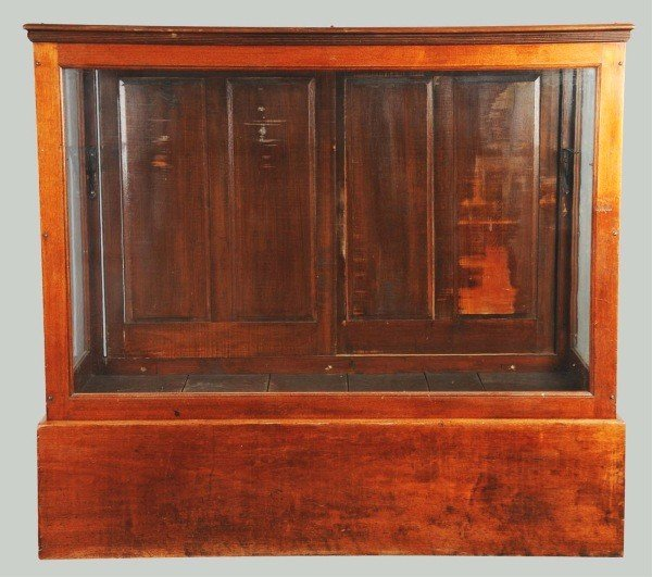 10: Country Store Display Case.