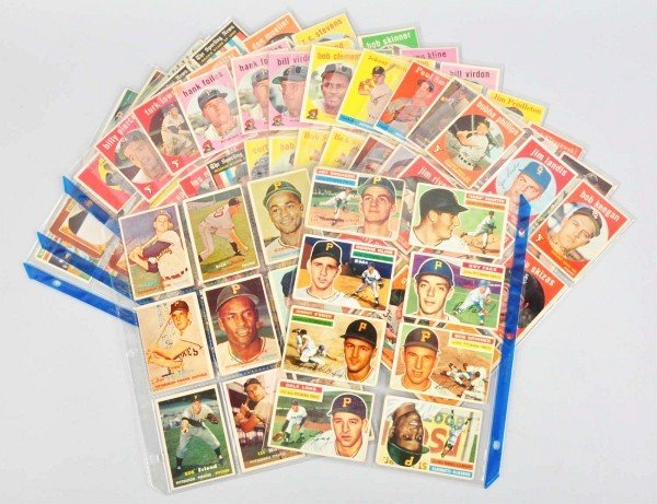 10: Group Lot of Pittsburgh Pirates Baseball Cards.