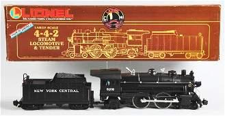694: Contemporary Lionel Steam Engine & Tender.