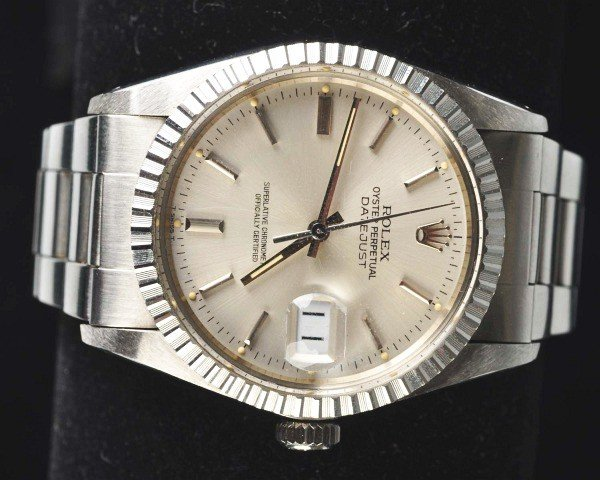 274: Rolex Datejust Oyster Perpetual Men's Watch.