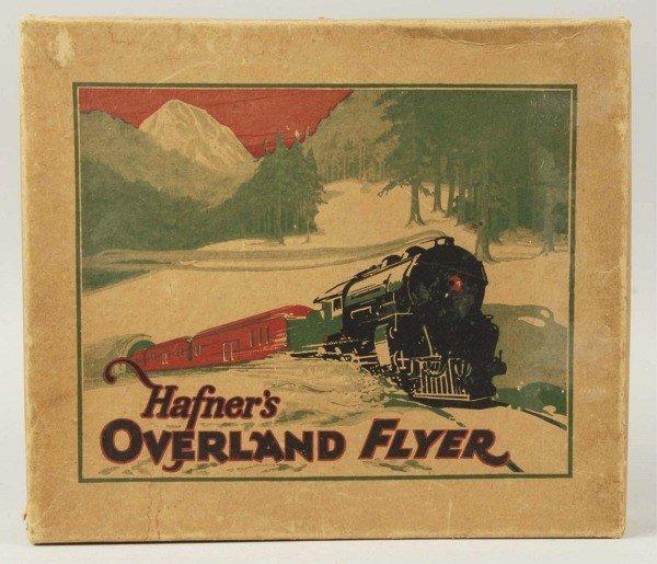 3: Overland Flyer Wind-Up Passenger Train Set.