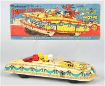 706: Tin Litho Marx Disney Parade Roadster Wind-Up Toy