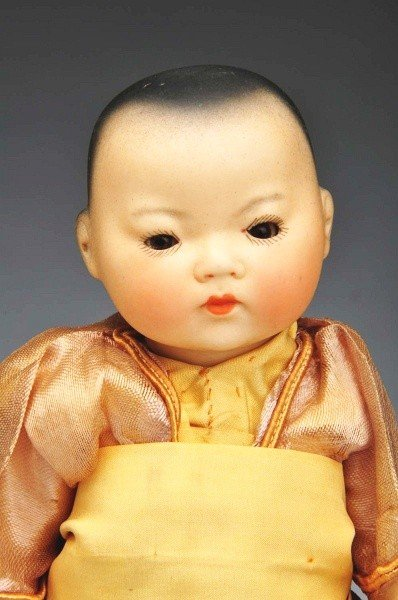 17: A.M. Asian Toddler Doll.