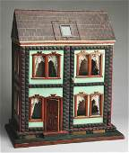 216: Small Mystery Dolls' House MN DH.