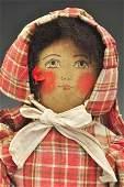 231 African American Baby Land Rag Doll
