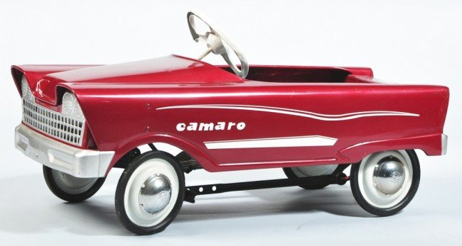 "756: Murray ""Camaro"" Pedal Car. - 2"