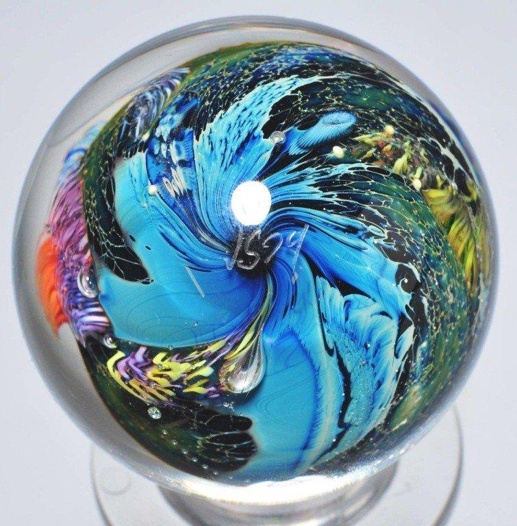 165: Josh Simpson Contemporary Marble.