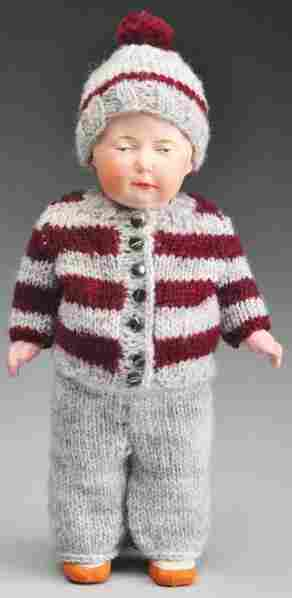 Rare Heubach 7789 Character Doll.