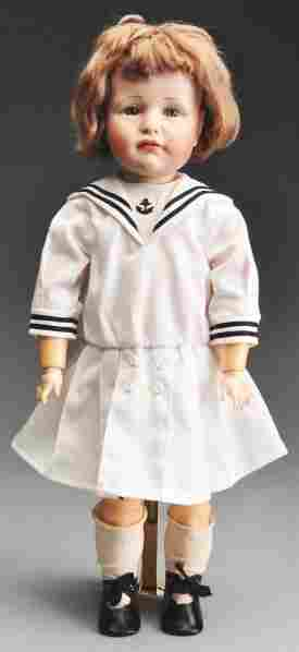 Reproduction Artist Doll.