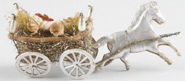4: Dresden Christmas Ornament.