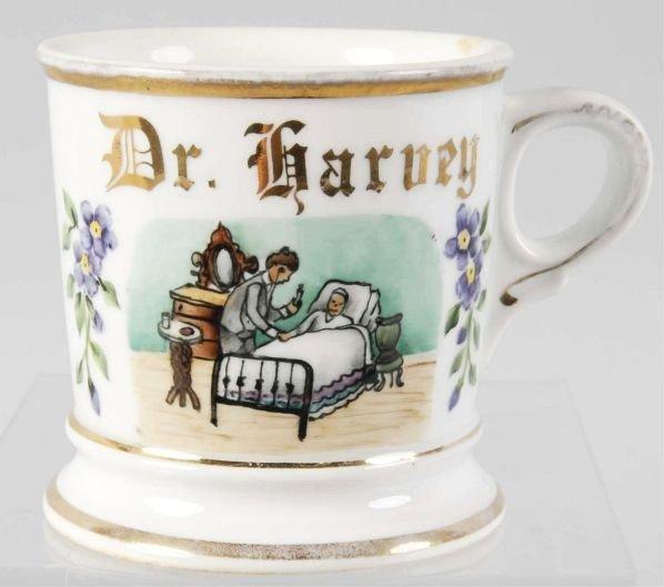 9: Doctor's Shaving Mug.