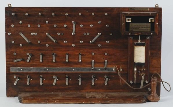 602: Replica First Commercial Switchboard.