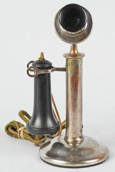 617: Samson Junior Type 22 Candlestick Telephone.