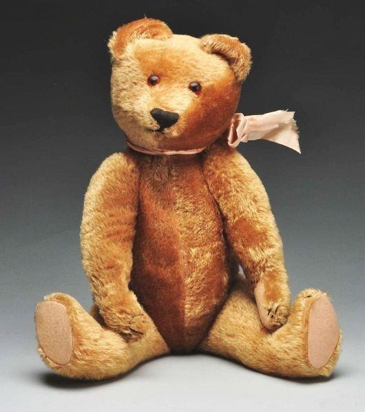1: Early Aetna Teddy Bear.